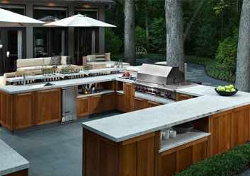 Outdoor Kitchen Los Angeles